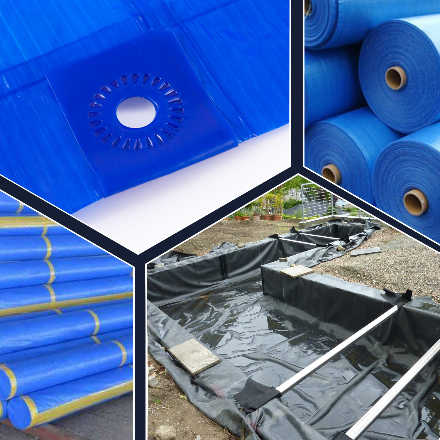 Manufacturers of Tarpaulins,Crosspoly | Winpoly , Steelwrap