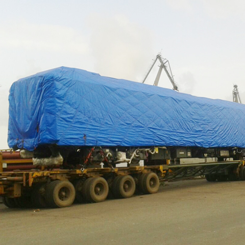 Machine/Heavy Project ODC Vacuum Packing
